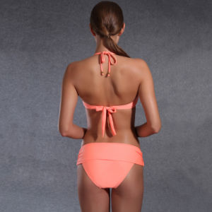2017 Xxx Hot Sex Bikini Two PCS Ladies Swimsuit pictures & photos