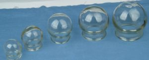 Glass Cupping Jar for Chinese Cupping Therapy and Massage pictures & photos
