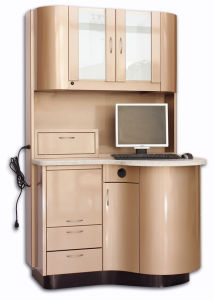 DC-18 Hot Selling and High Quality Dental Cabinets for Sale with CE pictures & photos