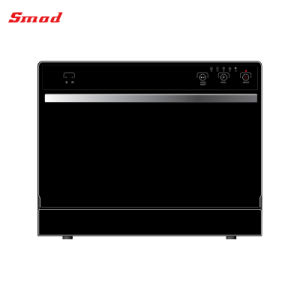 6-15 Sets Home Use Electronic Automatic Countertop Dishwasher pictures & photos