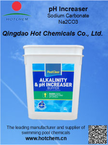 CAS No. 497-19-8 Soda Ash for Swimming Pool Water pictures & photos