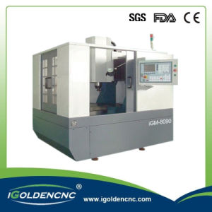 Milling Machine / Mini CNC Milling Machine for Wood, Metal, Plastic