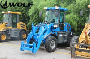 Wolf 1.2ton Zl12 Wl120 Mini Wheel Loader for Sale pictures & photos