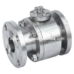 Forged Floating in Flange End Ball Valve