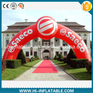 Custom Made Inflatable Entrance / Entry Arch, Inflatable Advertising Arch, Inflatable Gate Arch No. 12405 for Sale