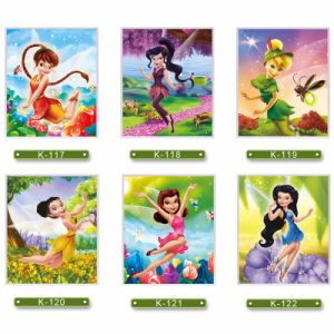 Factory Direct Wholesale Home Decoration Wall Art Children DIY Crystal Sticker K-121 pictures & photos