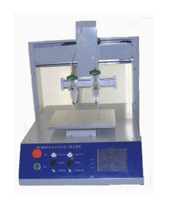 Double Liquid Dispensing Machine