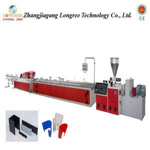 Plastic Profile Extrusion Machine, PVC Profile Extruder, UPVC Production Line pictures & photos