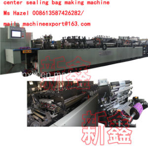 Pure Aluminum Material 3 Side Sealing Bag Making Machine