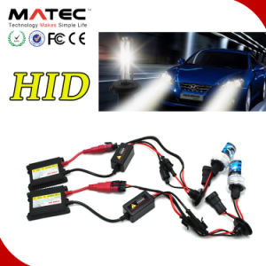 100% AC DC HID Conversion Kit 35W 55W 75W Xenon Kit Ballast Xenon Digital with Slim Canbus pictures & photos