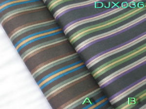 Fancy Stripes Yarn Dyed Fabric Shirting Djx036 pictures & photos