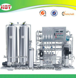 Drinking Water Purification Plant/Treatment Machine pictures & photos