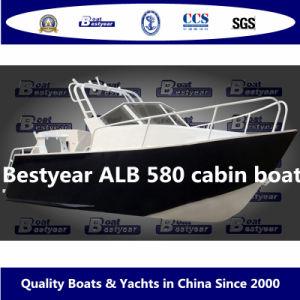 Aluminum Fishing Cabin Boat Alb580 pictures & photos