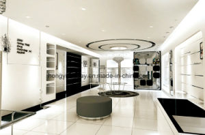 Fashion Store Fixtures Women Clothes Furniture Apparel Display Racks Women Clothing Shop Design pictures & photos