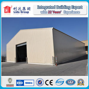 Galvanized Steel Struction and Manufacture Warehouse Light Steel Structure pictures & photos