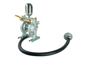 Hyvst Pneumatic Double Diaphragm Pump Spxd130-B Bare Pump pictures & photos