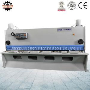 Sheet Metal Shearing Machine for Hoston Carbon Steel