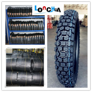 China Factory Supply Top Quality Tubeless Scooter Tire (3.00-10) pictures & photos
