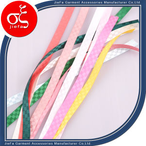 Wholesale Organza Ribbon with Custom Printed Logo pictures & photos