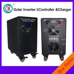 Solar Power Inverter and Solar Controller Integratedn Machine with Factory Price