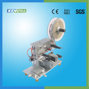 Semi Automatic Square Bottle Labeling Machine (KENO-L102A) pictures & photos