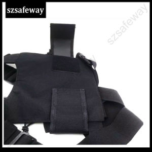 Two Way Radio Backpack Pouch for Kenwood Baofeng pictures & photos