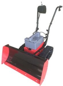 Rechargeable Electric Snow Plow