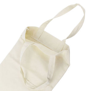 Canvas Calico Bags Plain Tote DIY Craft All-Purpose Natural Blank Bag Shopping pictures & photos