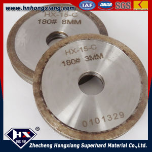 Diamond Grinding Wheel for Carbide and HSS Tools pictures & photos