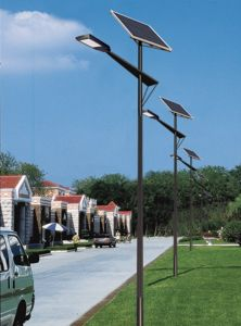 6m 8m 30W 40 60W LED Solar Street Light