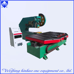 Simple Punch Press Sheet Machinery with Feeding Platform