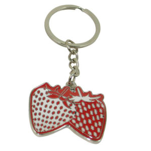 Strawberries Shape Fashion Fancy Keychain[Kc-017]