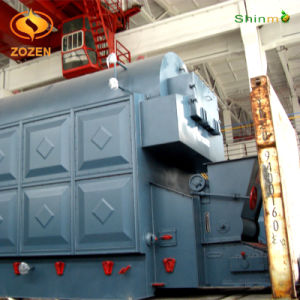 2t/H CE Approved Coal Fired Packaged Steam Boiler
