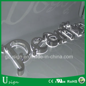316 Type Stainless Channel Letters for Advertising pictures & photos