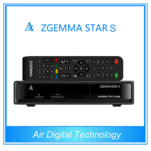 Original DVB-S2 Model Zgemma-Star S Enigma2 Linux OS Satellite Receiver pictures & photos