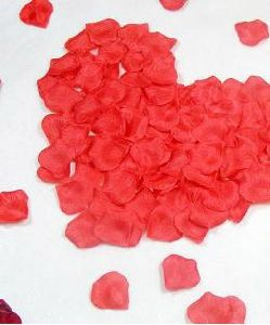 Rose Petal Silk Flower Petals for a Wedding pictures & photos