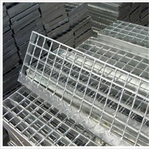 Welded Steel Grating for Ladder Step Plate pictures & photos