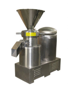 Food Sanitary Peanut Butter Grinding Machine pictures & photos