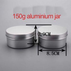150g Cream/Lotion Aluminium Screw Cap Container/Jar/Cans pictures & photos
