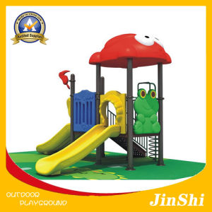 Animal World Series Children Outdoor Playground, Plastic Slide, Amusement Park GS TUV (DW-012) pictures & photos