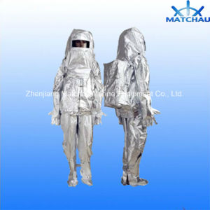 Fireman Heat Insulated Protective Suit pictures & photos