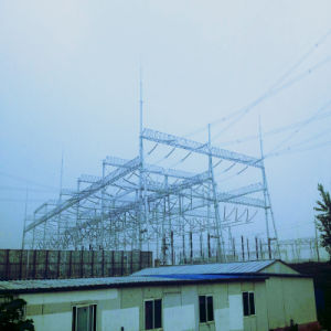 500kv Angle Steel Power Transmission Substation Architecture pictures & photos