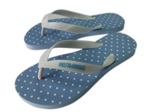 PE Slippers, Promotion Beach Flip Flops pictures & photos
