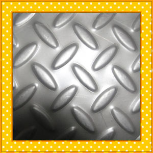 Tear Drop Embossed Stainless Steel Plate pictures & photos