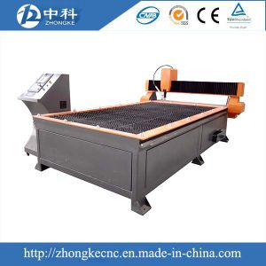 Plasma Metal Cutting Machine Zhongke Manufacture pictures & photos