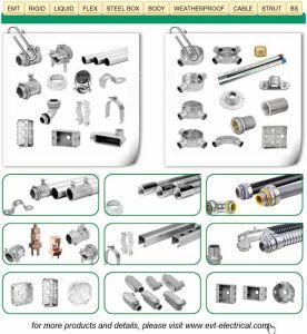 UL6 ANSI C80.1 Rigid Metal Conduit Rmc Conduit pictures & photos