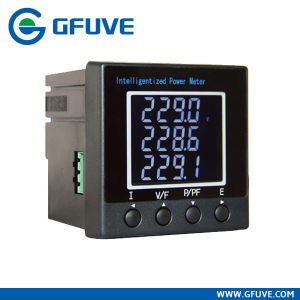 Three Phase Digital Multifunction Power Meter pictures & photos