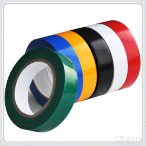 Fire Resistance PVC Electrical Insulation Adhesive Tape, pictures & photos