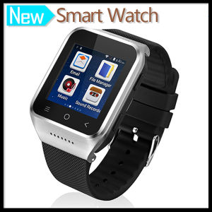 New 3G Android4.4 Smart Watch Phone S8 512m RAM 4GB ROM 1.2GHz Dual Core CPU pictures & photos