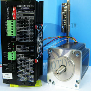 2 Phase Hybrid Stepper Motors NEMA42 1.8 Degree JK110HS155-4208 pictures & photos